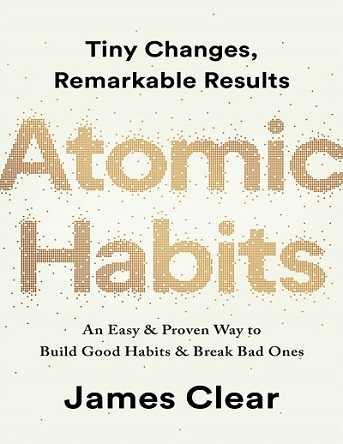 atomic habits summary image