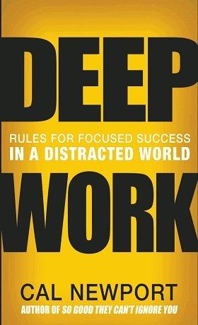 deep work book summary